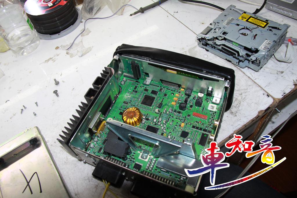 修音响电路板接线图解